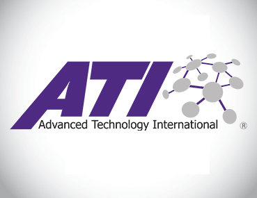 ATI: Advanced Technology International Logo