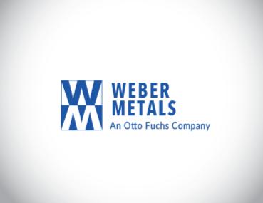 Weber Metals: An Otto Fuchs Company Logo